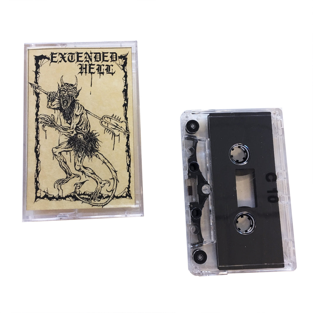 Extended Hell: 3-Song Tape 2019