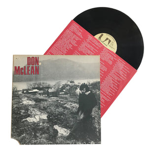 "Don McLean: S/T 12"" (used)"