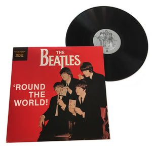"The Beatles: Round The World 12"" (used)"