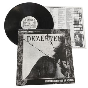 "Dezerter: Underground Out of Poland 12"" (used)"
