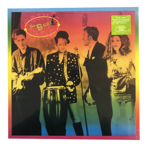 The B-52's: Cosmic Thing 12