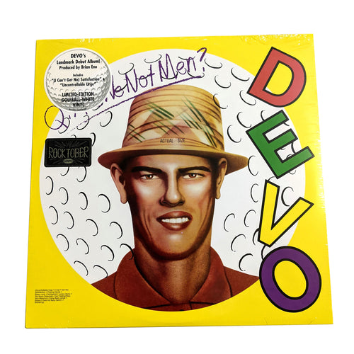 Devo: Q: Are We Not Men 12