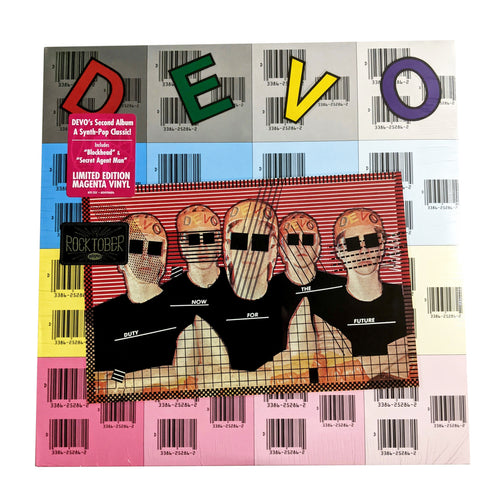 Devo: Duty Now for the Future 12