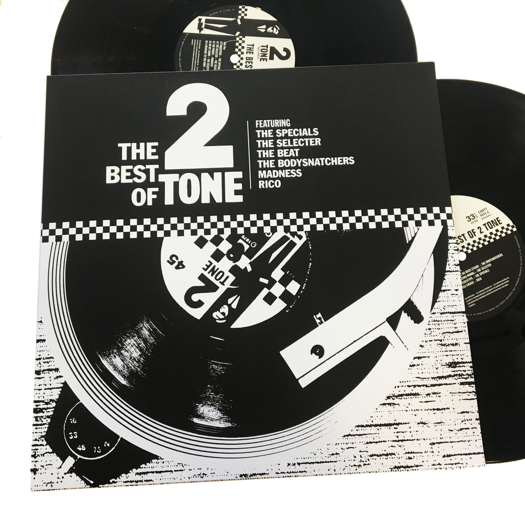Various: The Best of 2-Tone 12