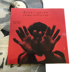 Tune-Yards: I Can Feel You Creep into My Private Life 12""