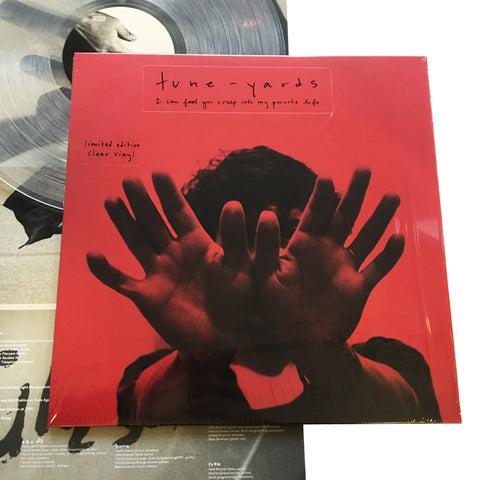 "Tune-Yards: I Can Feel You Creep into My Private Life 12"" (new)"