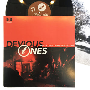 "Devious Ones: Plainview Nights 12"" (new)"