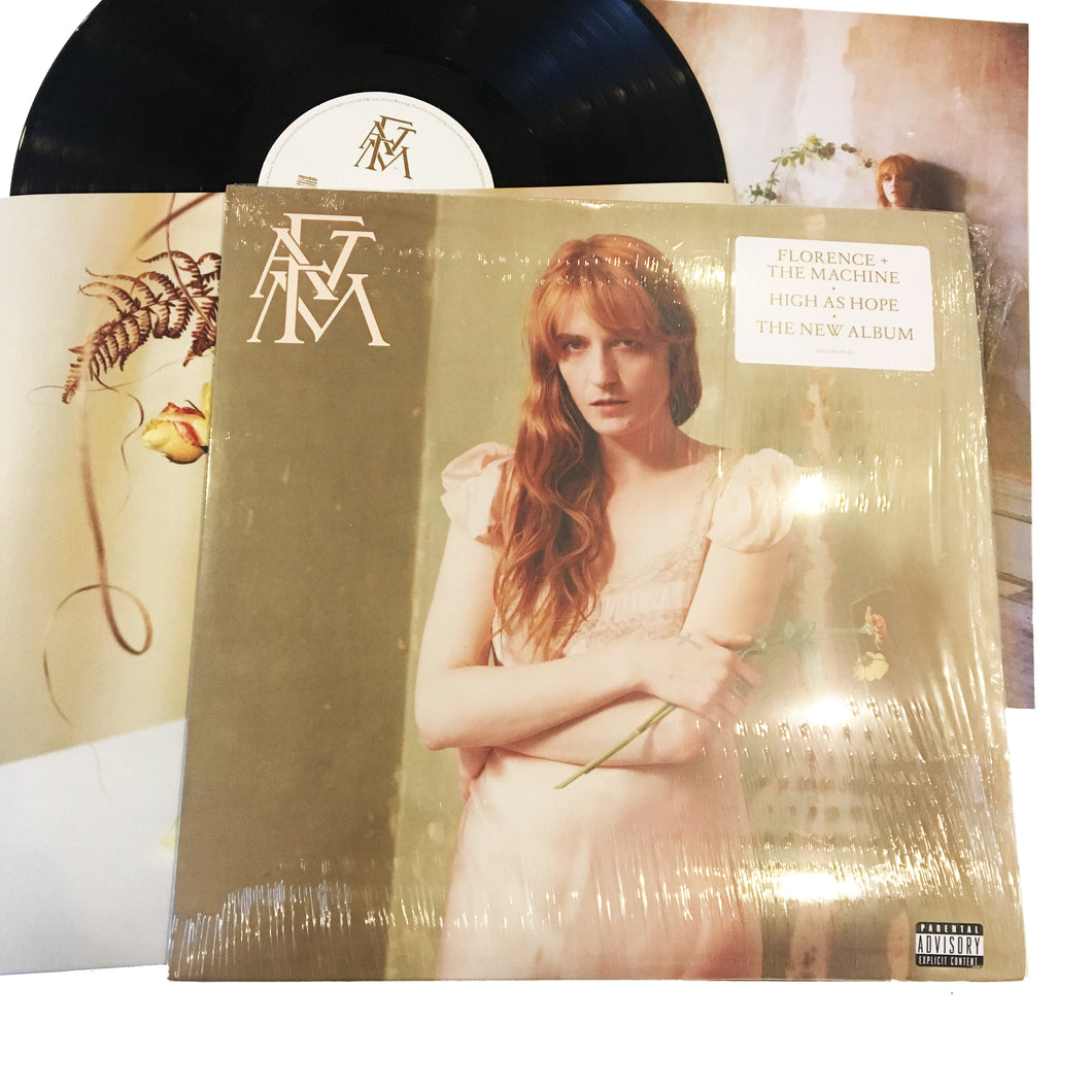 Florence + Machine: High As Hope 12