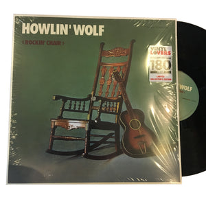 Howlin' Wolf: Rocking Chair 12""