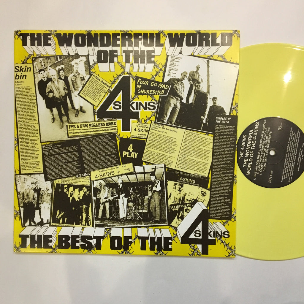 4 Skins: Best of Wonderful World 12""