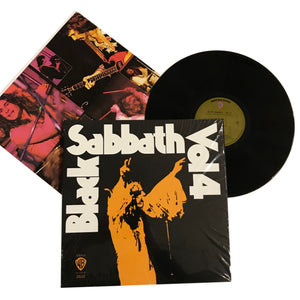 Black Sabbath: Vol 4 12""