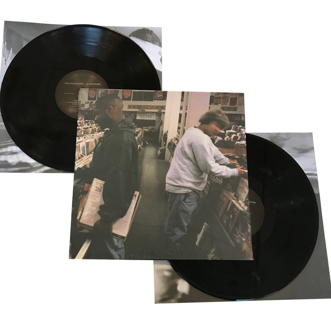 DJ Shadow: Endtroducing 2x12