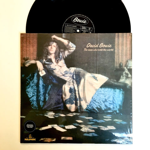 David Bowie: The Man Who Sold The World 12""
