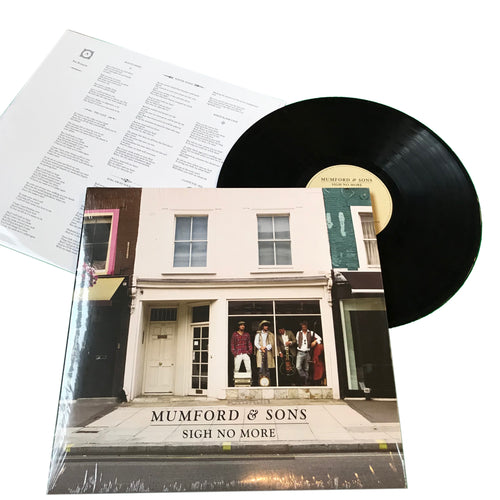 Mumford+Sons: Sigh No More 12