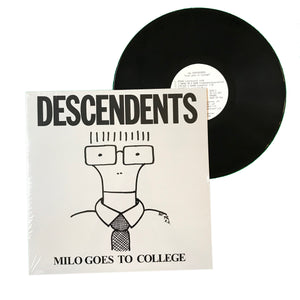 Descendents: Milo Goes to College 12""