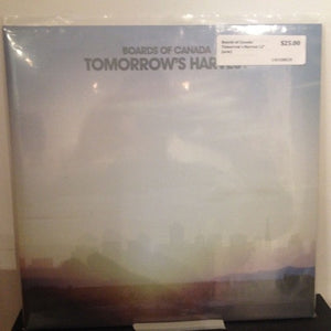 "Boards of Canada: Tomorrow's Harvest 12"" (new)"