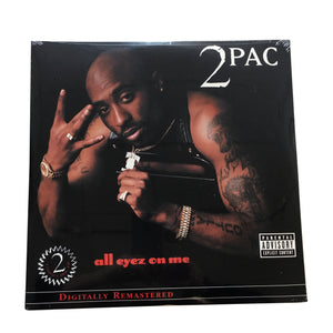 2Pac: All Eyez on Me 4x12""