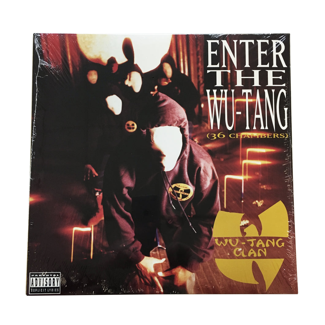 Wu Tang Clan Enter The Wu Tang 36 Chambers 12 Sorry State Records
