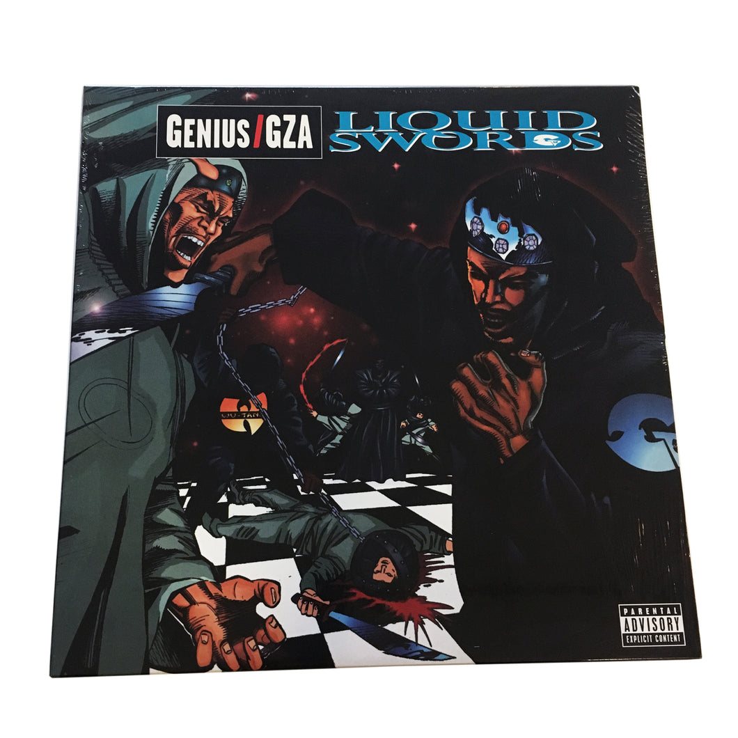 Genius / GZA: Liquid Swords 12