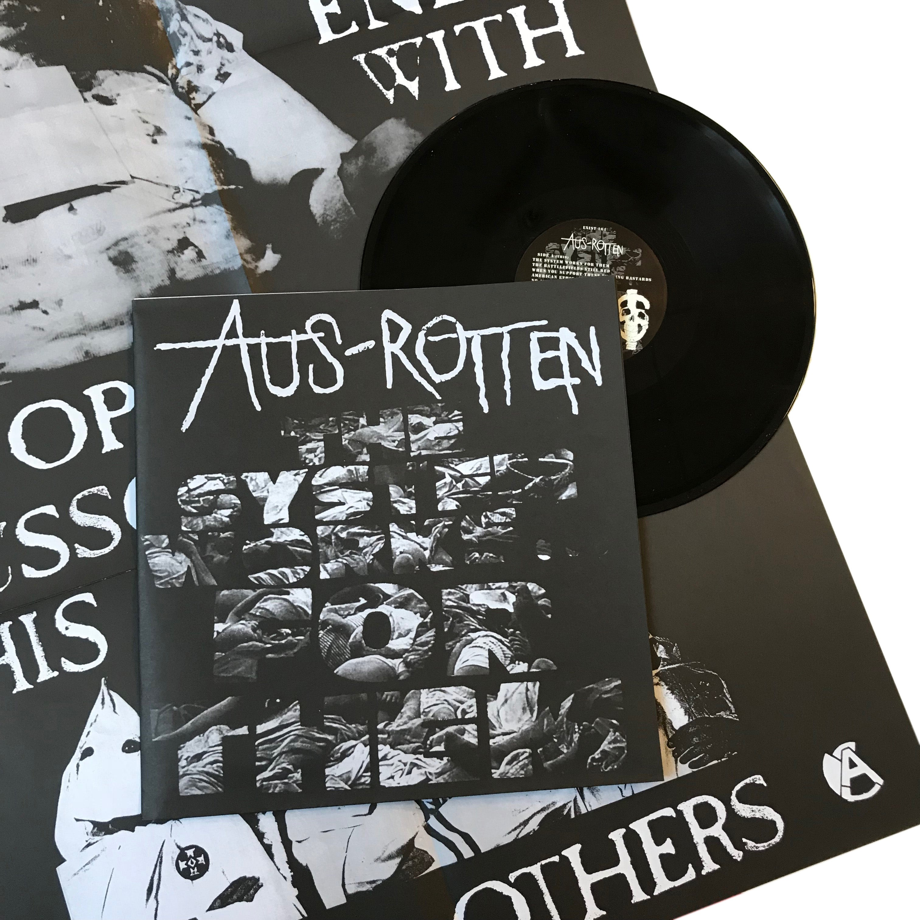 Aus Rotten: The System Works for Them    12