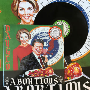 Dayglo Abortions: Feed Us a Fetus 12""