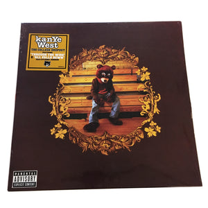 Kanye West: College Dropout 2x12""