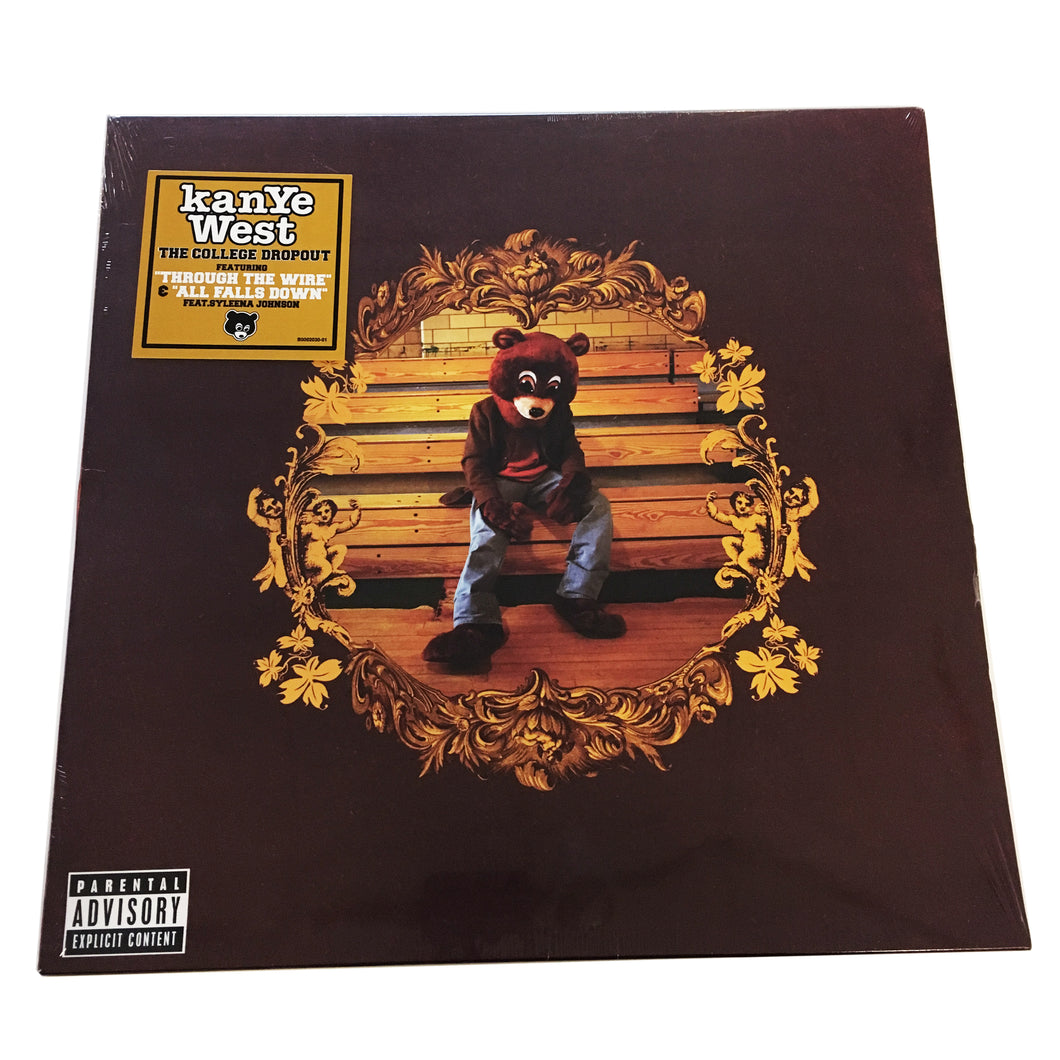 Kanye West: College Dropout 2x12