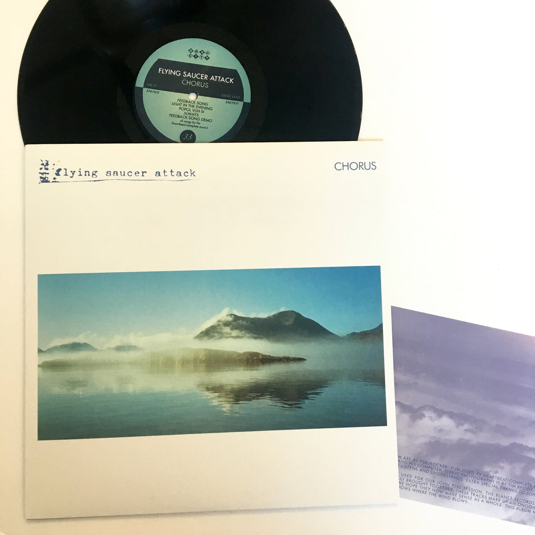 Flying Saucer Attack: Chorus 12