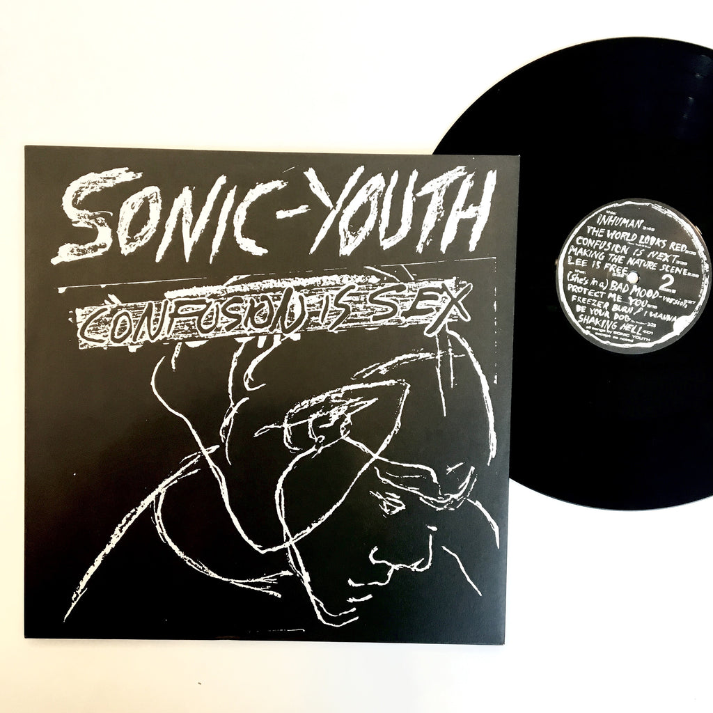 Sonic Youth: Confusion Is Sex 12""