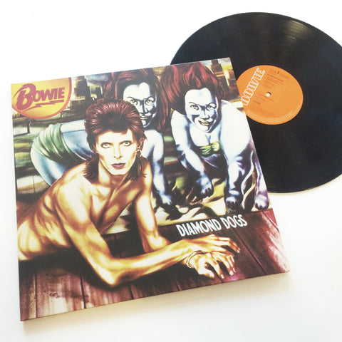 David Bowie: Diamond Dogs 12""