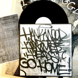 "Hank Wood & the Hammerheads: Go Home 12"" (new)"