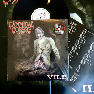 Cannibal Corpse: Vile 12""