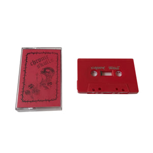 Chrome Skulls: 6 Hits from Hell cassette