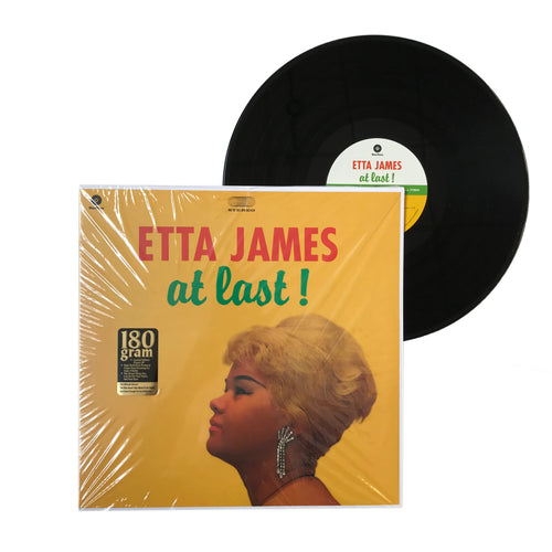 Etta James: At Last 12