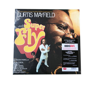 Curtis Mayfield: Superfly 12""