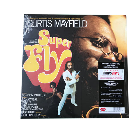 "Curtis Mayfield: Superfly 12"" (new)"