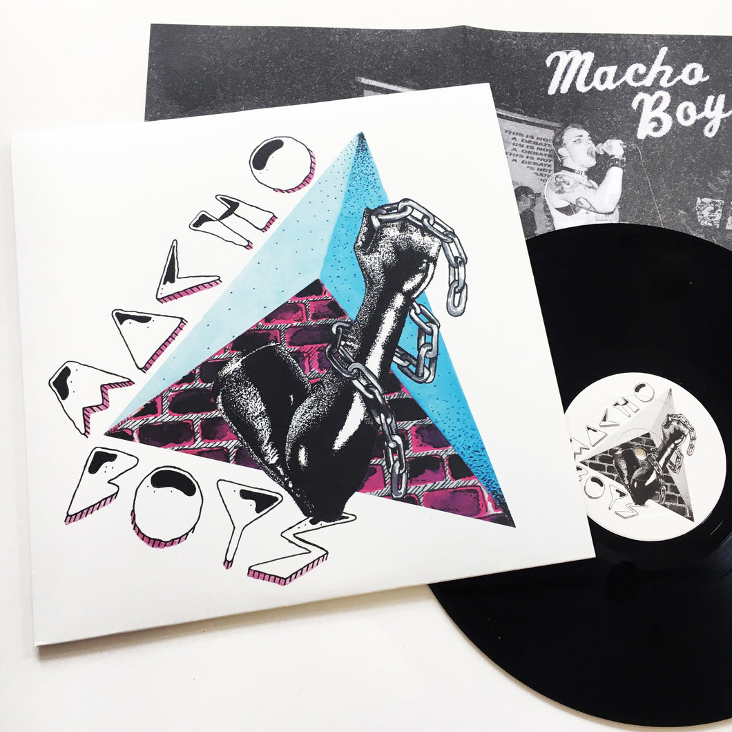 Macho Boys: S/T 12