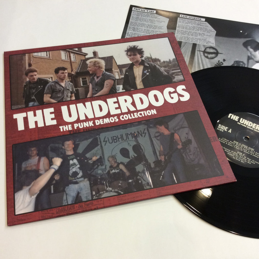 The Underdogs: The Punk Demos Collection 12