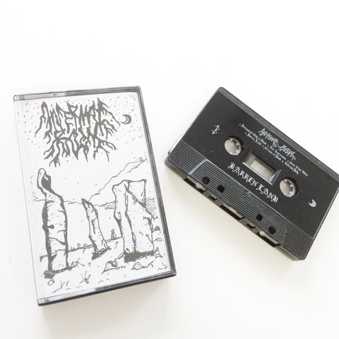 Infernal Body: Barren Land cassette