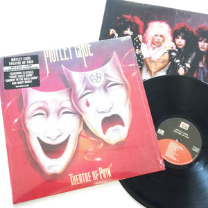 Motley Crue: Theatre of Pain 12""