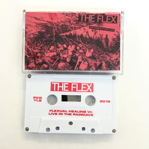 The Flex: Flexual Healing Vol.6 : Live From The Paincave Cassette