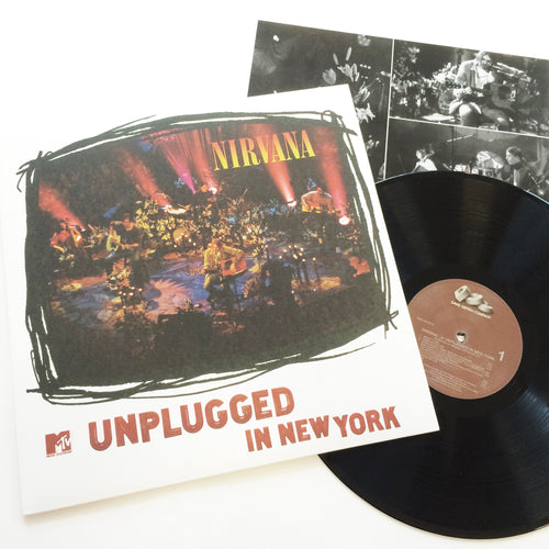 Nirvana: Unplugged in New York 12