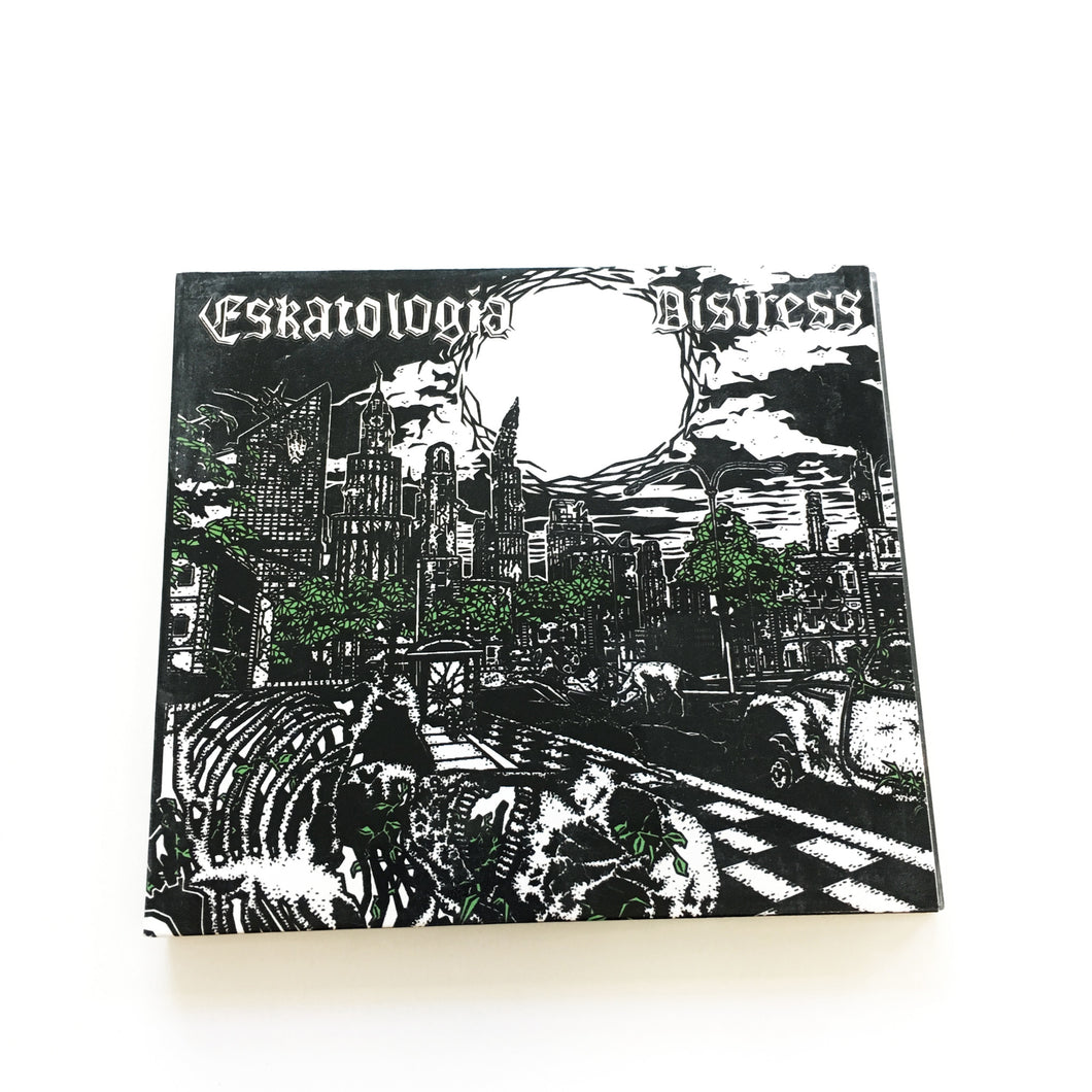 Eskatologia / Distress: Split CD