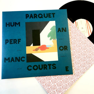 Parquet Courts: Human Performance 12""