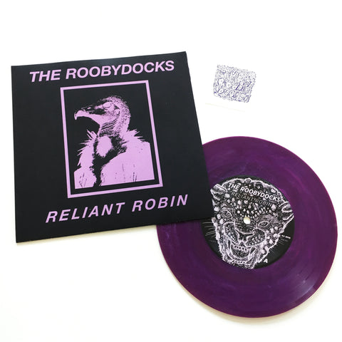 The Roobydocks: Reliant Robin 7""
