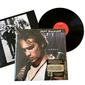 Jeff Buckley: Grace 12""