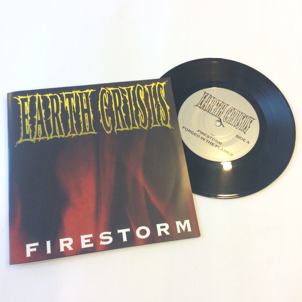 Earth Crisis: Firestorm 7""