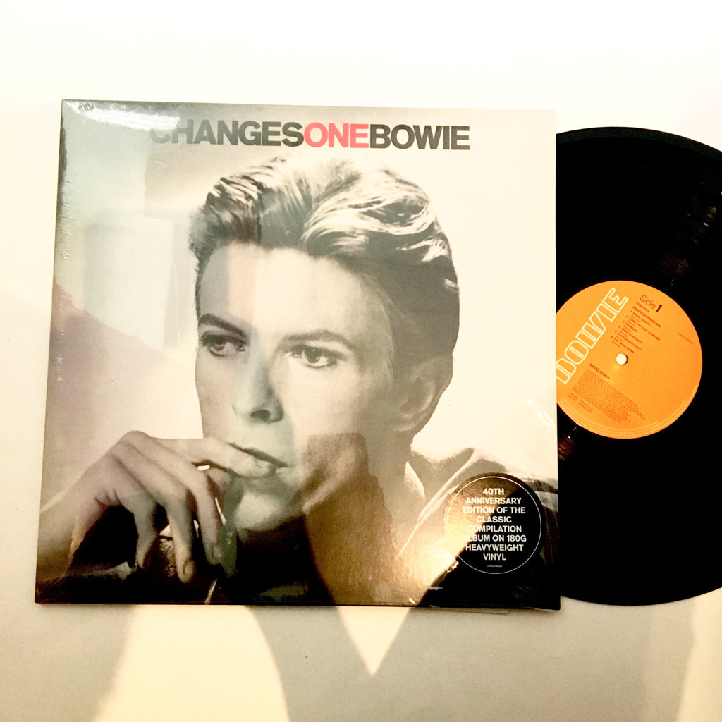 "David Bowie: changesonebowie 12"" (new)"