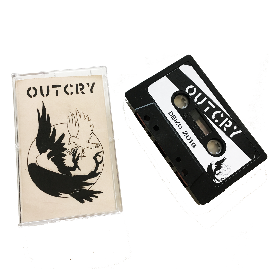 Outcry: demo cassette