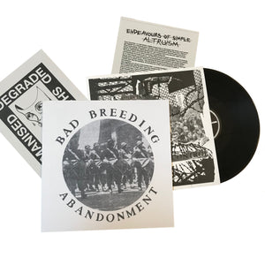 Bad Breeding: Abandonment 12""